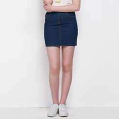 Obel - Denim Skirt