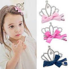 Cheermo - Kids Tiara Hair Clip