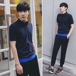 MRCYC - Short-Sleeve Polo Shirt
