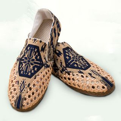Sparrow Farm - Patterned Slip-Ons
