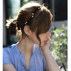 Aurabe - 仿珍珠頭帶
