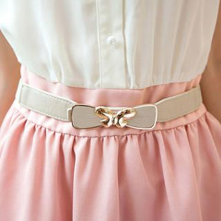 Tokyo Fashion - Bow-Accent Belt