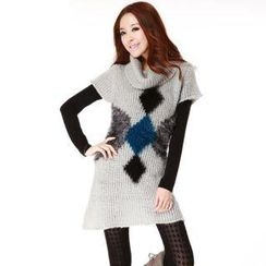O.SA - Fuzzy Knit Tunic
