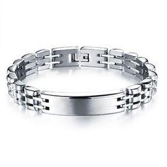 Creole - Titanium Steel Bracelet