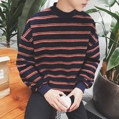 Troopers - Striped Pullover