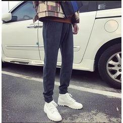 優凡士品 - 純色運動褲