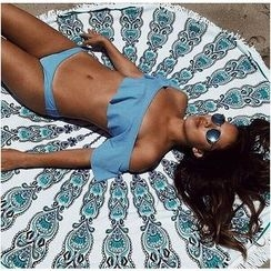 Hotprint - Patterned Beach Blanket