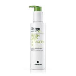 Charm Zone - Ginkgo Natural Fresh Deep Cleansing Oil 200ml
