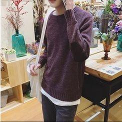优凡士品 - 纯色毛衣