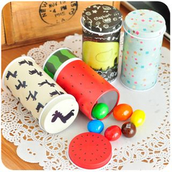 Momoi - Mini Printed Tin