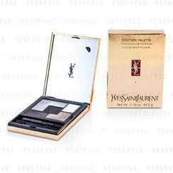 Yves Saint Laurent - Couture Palette (5 Color Ready To Wear) #01 Tuxedo