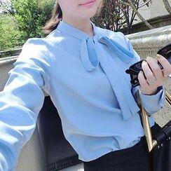 Rocho - 領結帶襯衫
