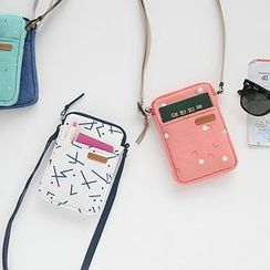 Full House - Printed Mobile Pouch