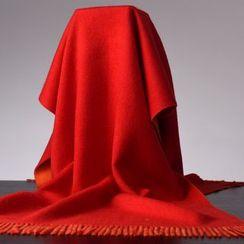 RGLT Scarves - Fringe Wool Scarf