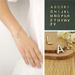 Seirios - Letter Bracelet