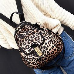 Hase Babe - Patterned Backpack