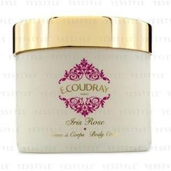 E Coudray - Iris Rose Perfumed Body Cream