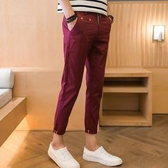 Gurun Vani - Cropped Slim Fit Pants