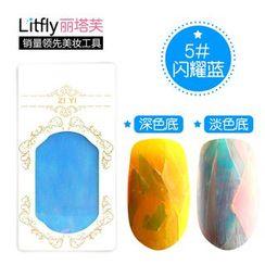 Litfly - Glass Nail Sticker