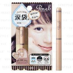 pdc - Pmel Glitter Eye Color (Nude Beige)