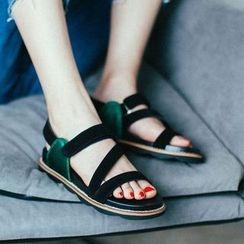MIAOLV - Plain Sandals