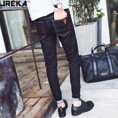 Jacka - Slim-Fit Jeans