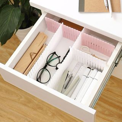 Lazy Corner - Set of 3: Drawer Dividers
