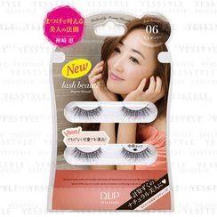 D-up - Eyelashes Lash Beaute (06)