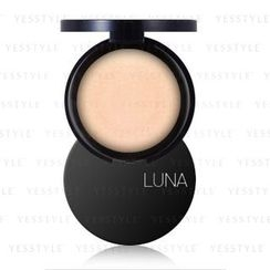 LUNA - Perfect Fit Moist Pact SPF50+ PA++ (#21 Nudy Beige)