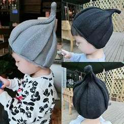 Hats 'n' Tales - Kids Cable Knit Beanie