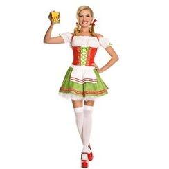 Cosgirl - 啤酒女仆装