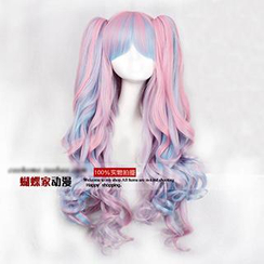 Coshome - Long Cosplay Wig - Wavy