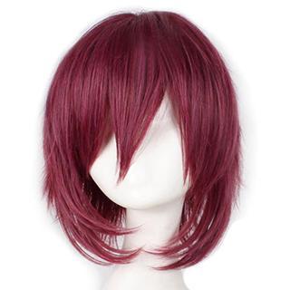 Coshome - Free! Matsuoka Rin Cosplay Wig