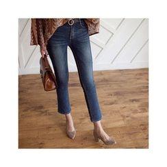 MASoeur - Washed Skinny Jeans