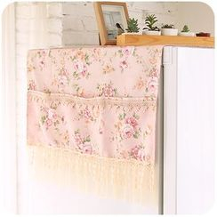 Momoi - Fridge Dust Cover with Organzier
