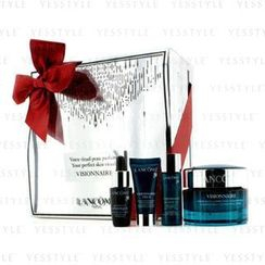 Lancome 兰蔲 - Visionnaire (Your Perfect Skin Ritual) Set: Advanced Cream 50ml + Skin Corrector 7ml + Concentrate 7ml + Eye Contour 5ml
