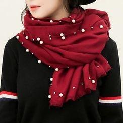 Amandier - 仿珍珠围巾