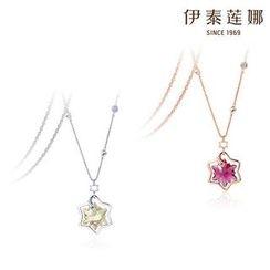 Italina - Swarovski Elements Crystal Necklace