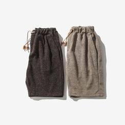 Chuoku - Drawstring Shorts
