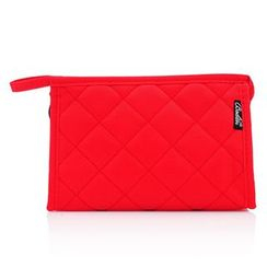 Vechel Bags - Quilted Cosmetic Bag