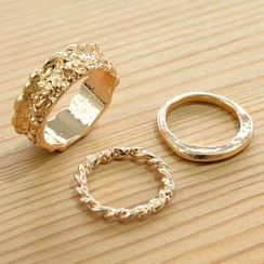 Clair Shop - Set of 3: Rings