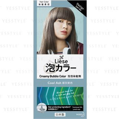 Kao - Liese Creamy Bubble Hair Color (Platinum Beige)