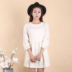 11.STREET - Cotton Lace Dress