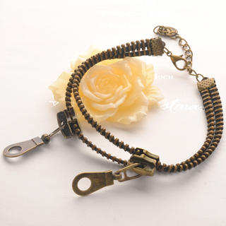 Fit-to-Kill - Vintage Zipper Runner Chain