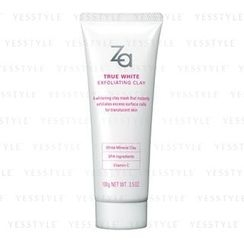 Za - True White EX Exfoliating Clay