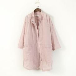 Ranche - Drawstring Batwing Jacket