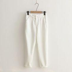 Tangi - 纯色长裤