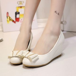 IYATO - Bow-Accent Wedges