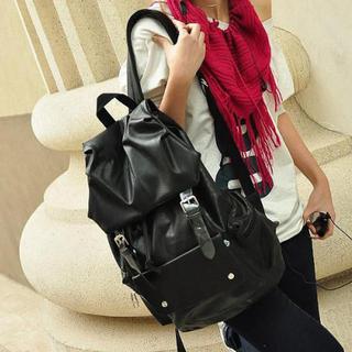 Pandabada - Buckled Backpack