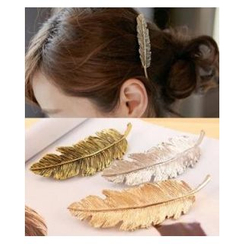 Glamiz - Feather Hair Pin
